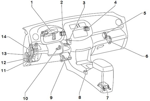 Throttle Body Hose 3235716 furthermore Engine  partment Hose Diagram B18c1 3192875 together with Starter Cut Relay 92 Ex Mt 2520683 additionally 533pb Honda Accord Dx Need Remove Center Console 2000 as well Honda Crv Fuse Diagram. on 2008 honda civic engine diagram