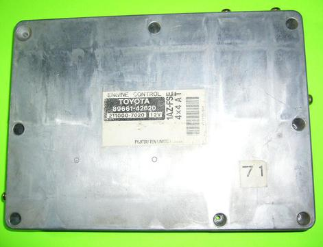 Toyota Rav4 2000-2001-2002-2003 Engine Computer Repair $62